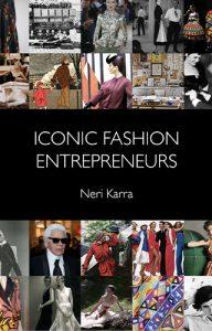 Book on fashion, Iconic Fashion Entrepreneurs