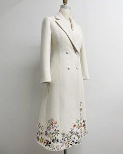 Jill Biden inauguration coat