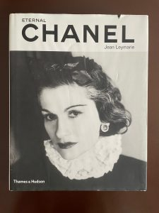 Book on fashion, Eternal Chanel by Jean Leymarie