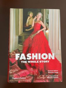 Book on fashion, The Whole Story by Marnie Fogg