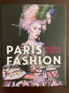 Book of fashion, The Paris Fashion by Valerie Steele