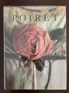 Book on fashion, Poiret by Yvonne Deslandres