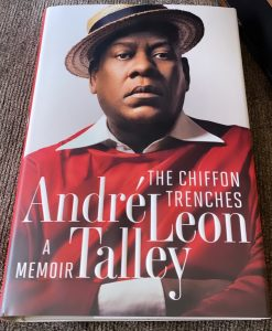Book on fashion, The Chiffon Trenches