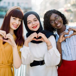 Diversity from Tuesday in love