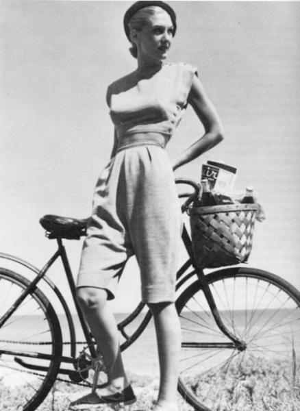 Claire McCardell leisurewear
