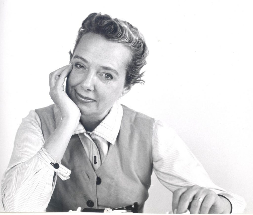 American designer Claire McCardell