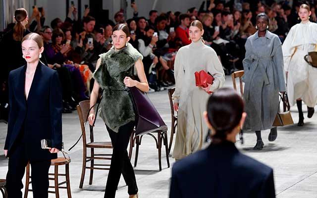 Jill Sander fashionshow